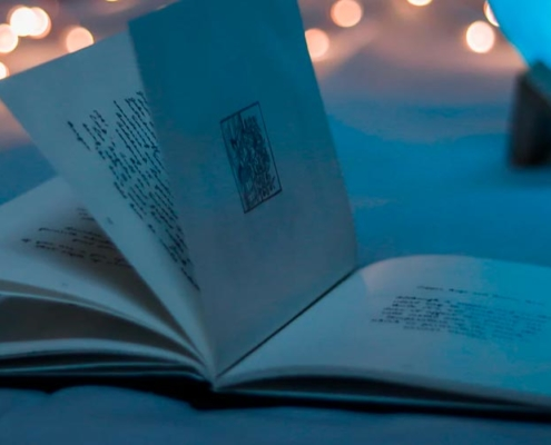 livros de bruxas - lua